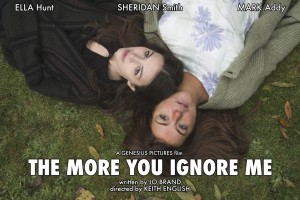 The More You Ignore Me poster.